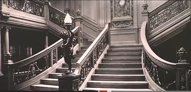 Titanic på Antikmässan
